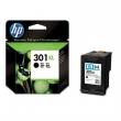 HP cH563EE Tintapatron DeskJet 2050 nyomtatóhoz, 301xl fekete, 480 oldal