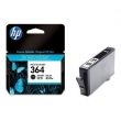 HP cB317EE Fotópatron Photosmart C5380, C6380, D5460 nyomtatókhoz, 364 fekete, 130 oldal