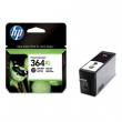 HP cB322EE Fotópatron Photosmart C5380, C6380, D5460 nyomtatókhoz, 364xl fekete, 290 oldal