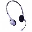 GENIUS fejhallgató, mikrofonnal HS-02B