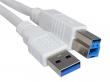 SANDBERG uSB 3.0 nyomtató kábel, 1,8m