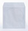MULTIBRAND cD/DVD boríték, papír, ablakos, fehér