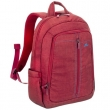 RIVACASE notebook hátizsák, 15,6 Aspen, piros