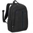 RIVACASE notebook hátizsák, 15,6 Aspen, fekete