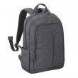 RIVACASE notebook hátizsák, 15,6 Aspen, szürke