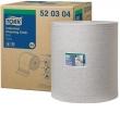 TORK tisztítókendő, 1 rétegű, tekercses, ipari szürke