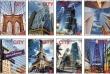 PIGNA füzet, A5, kockás, 32 lapos, 27-32, City