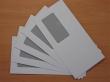 MULTIBRAND boríték, LC6/LC5, enyvezett, bal ablakos, (45*90)
