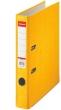 ESSELTE iratrendező, 50 mm, A4, karton, Rainbow, sárga