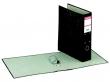 ESSELTE iratrendező, 70 mm, A4, karton, függőmappákhoz, márványos, fekete