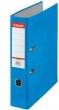 ESSELTE iratrendező, 75 mm, A4, karton, Rainbow, kék