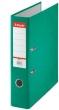 ESSELTE iratrendező, 75 mm, A4, karton, Rainbow, zöld