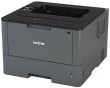 BROTHER nyomtató, lézer, mono, duplex, hálózat, HL-L5100DN