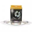 FELLOWES CD/DVD boríték, műanyag, átlátszó