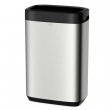 TORK hulladékgyűjtő, falra szerelhető, B1 rendszer, 50 liter, metál-fekete