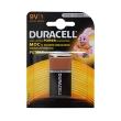 DURACELL Duralock alkáli tartós elem 6LR/9V